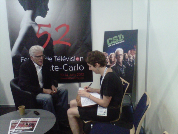 Danson Does the Interviews