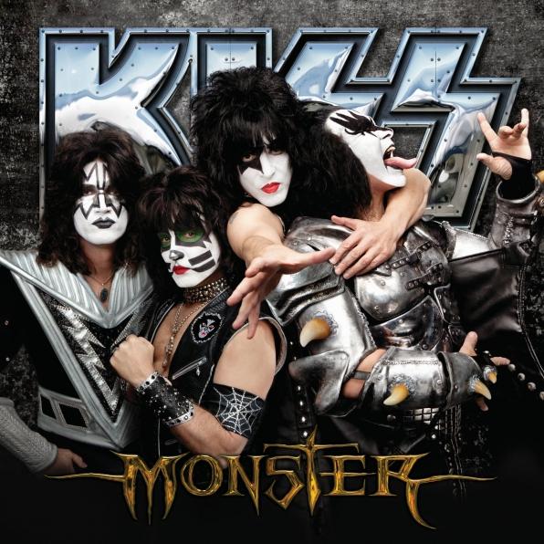 Monster Album Artwork