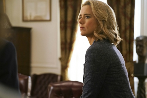 Madam Secretary Season 2 finale airs on Sunday, May 8 at 8/7c.