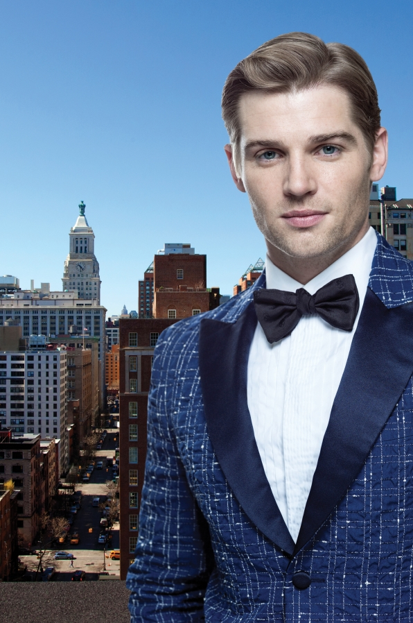 Mike Vogel and the Skyline - Watch! Magazine August 2014