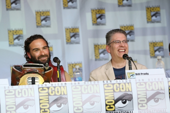 The Big Bang Theory Panel Plus One