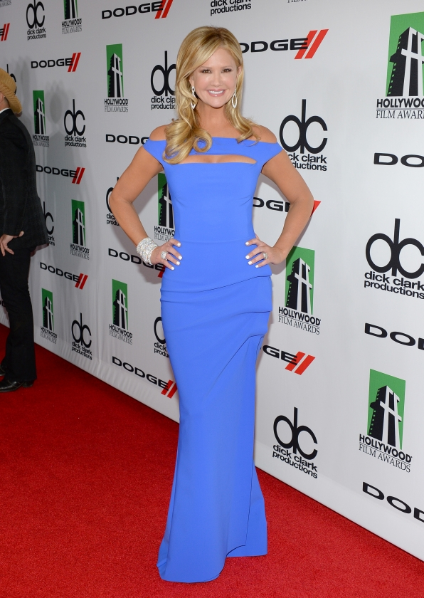 10. Nancy O'Dell