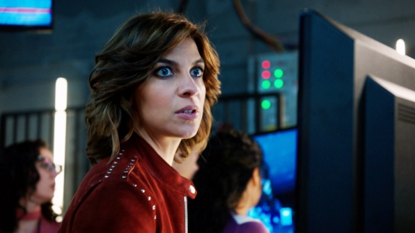 Natalia Tena from Wisdom Of The Crowd