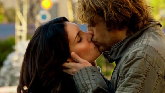 5. Kensi and Deeks (NCIS: Los Angeles)