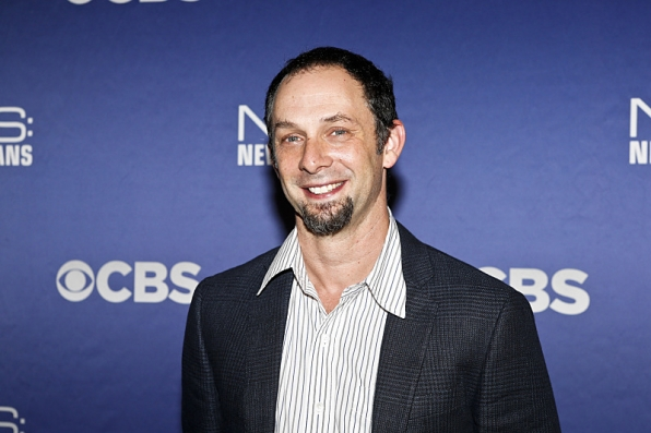 Executive Producer Jeffrey Lieber
