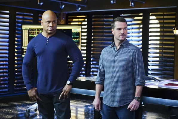 NCIS: Los Angeles Season 7 finale airs on Monday, May 2 at 10/9c.