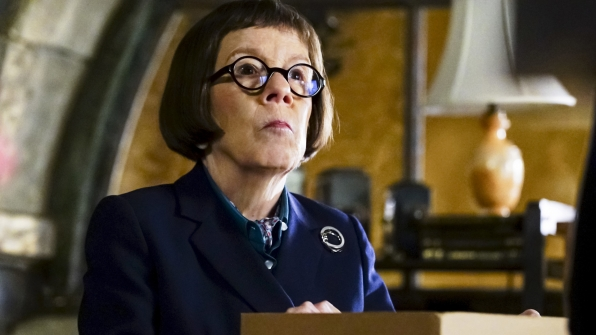 Hetty dispenses some sharp wisdom.