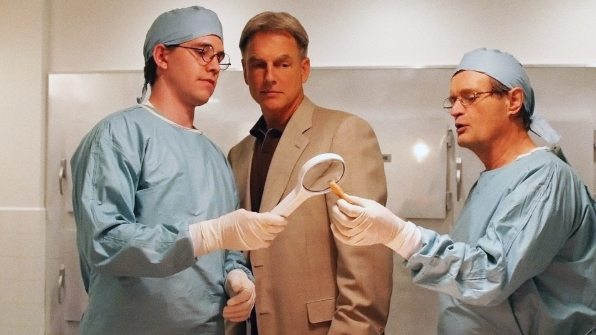"""NCIS - """"The Meat Puzzle"""""""
