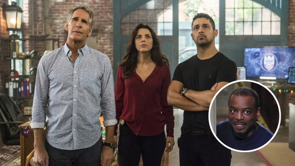 "NCIS: New Orleans' ""Pandora's Box, Part II"" - LeVar Burton"