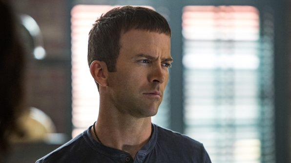 Lucas Black from NCIS: New Orleans