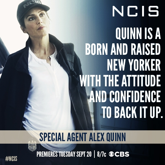 Quinn goes from the Capital of the World to the Nation's Capital.