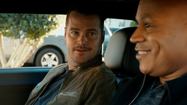 1. G. Callen and Sam Hanna - NCIS: Los Angeles
