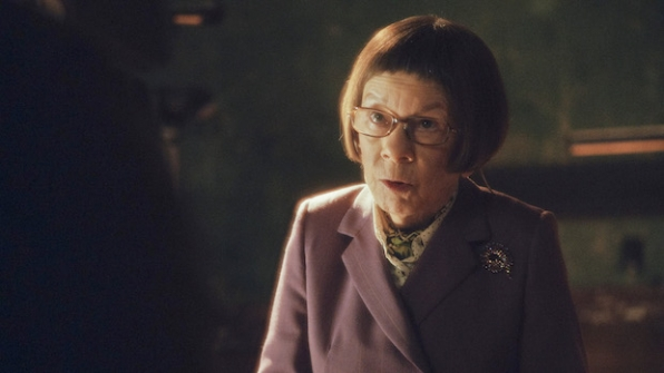 Q: Hetty owns a bottle of scotch that once belonged to who?