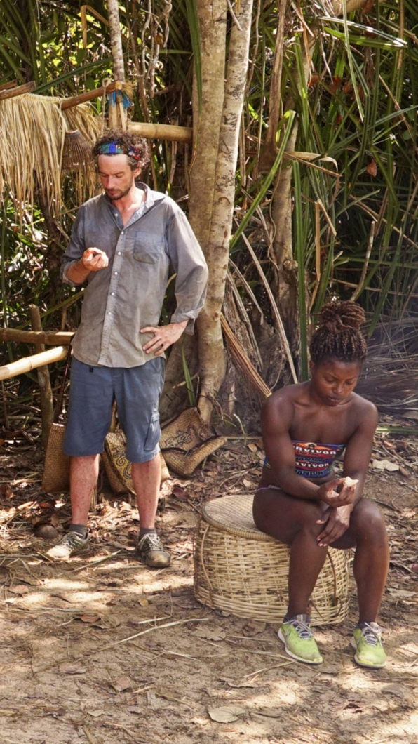 4. Looking back, would you have done anything differently during your Survivor run?