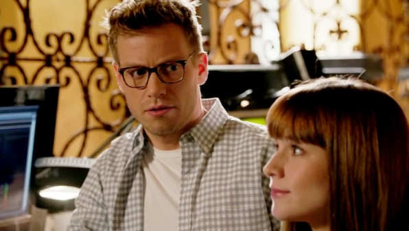 13. Eric went home with Nell - NCIS: Los Angeles