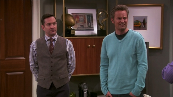 Let's take a look back at where we left off on The Odd Couple.