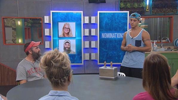 Cody makes his nominations