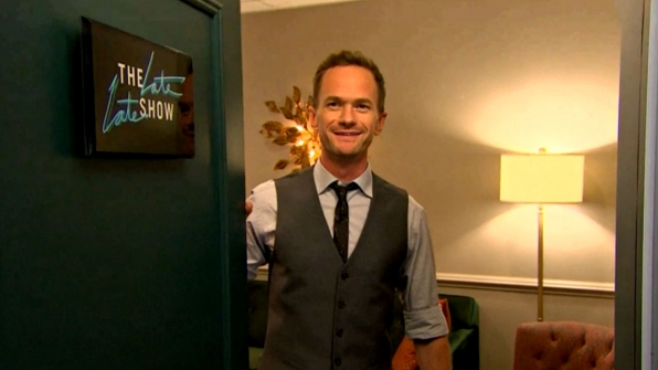 The Late Late Show welcomed Neil Patrick Harris.
