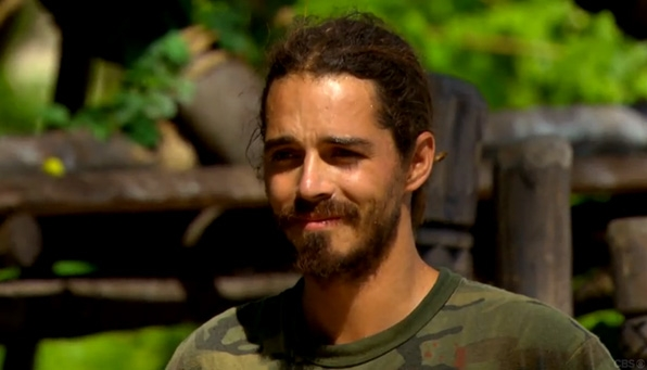 5. Ozzy Lusth (Cook Islands, Micronesia, South Pacific)