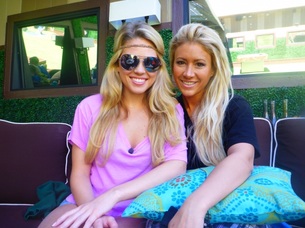Aaryn and GinaMarie
