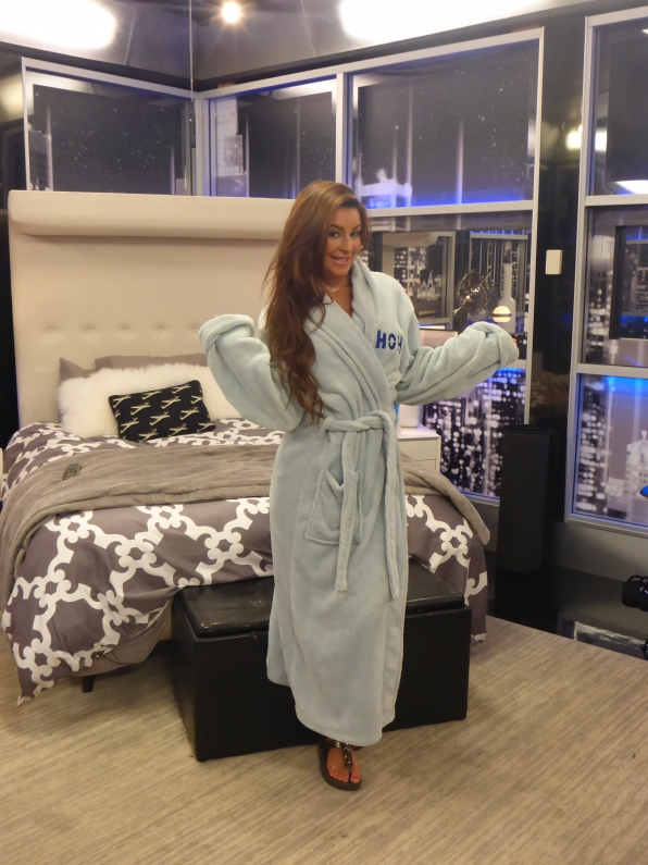 Elissa's HoH Robe