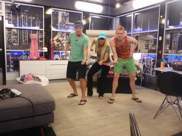 Judd, GinaMarie and Andy