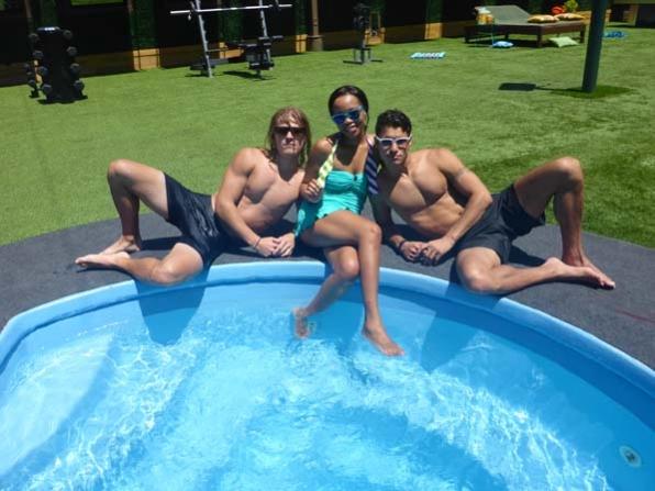 Hayden, Jocasta and Cody