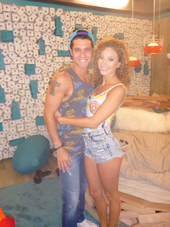 Cody and Amber