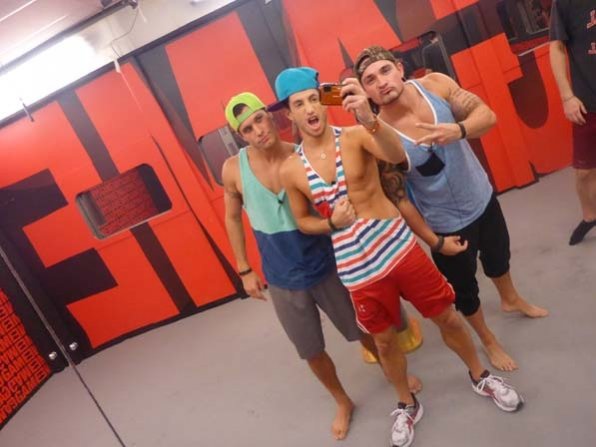 Cody, Frankie and Caleb
