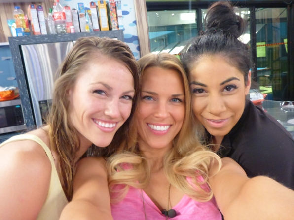Becky, Shelli, and Jackie bring all the cuteness