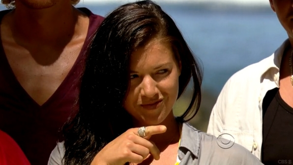 12. Parvati's cunning strategy (Survivor: Heroes Vs. Villains)