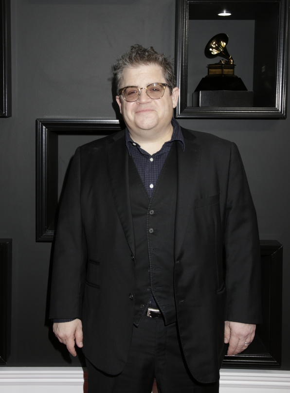GRAMMYs 2017: Patton Oswalt