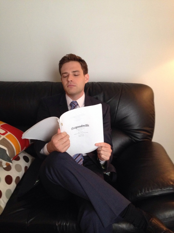 39. The Good Wife - Behind The Scenes