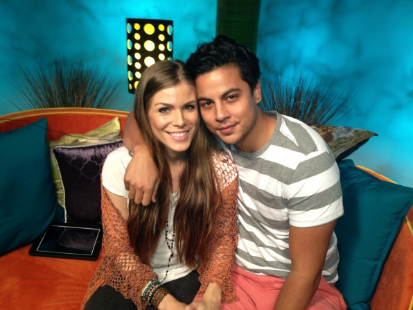 big brother daniele and dominic dating Many big brother fans have closely followed the bb15 relationship of mccranda, mccrae olsen & amanda zuckermann, but now there's a new update that could.