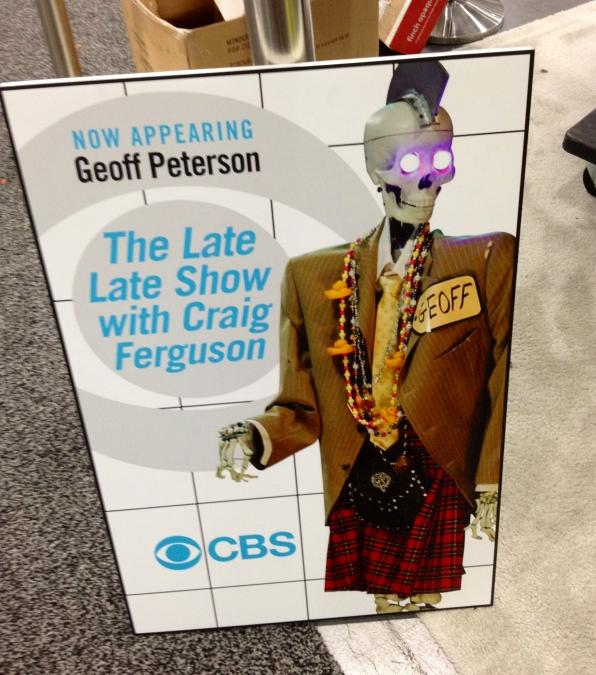 Geoff the Robot