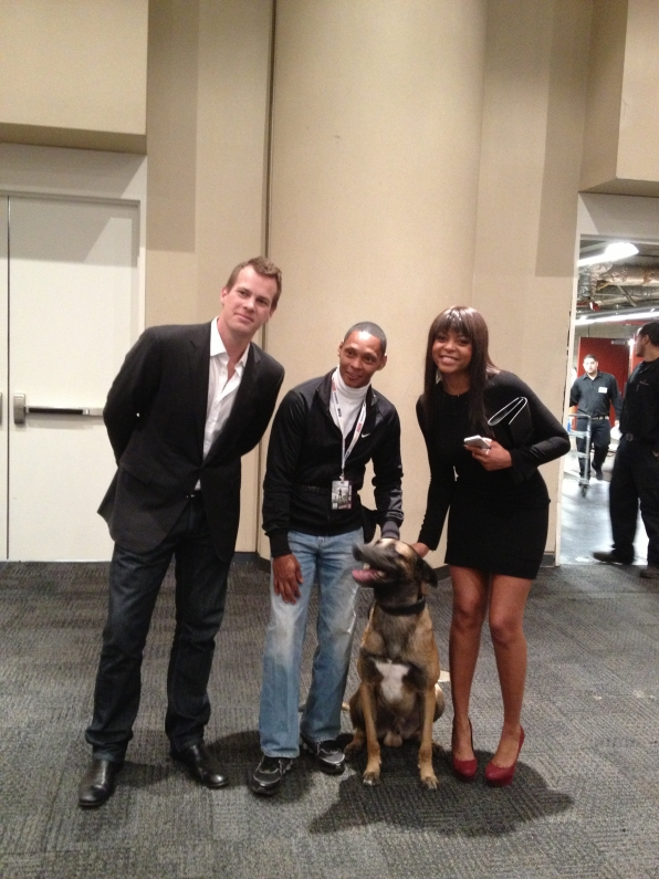 Person of Interest at NY Comic Con