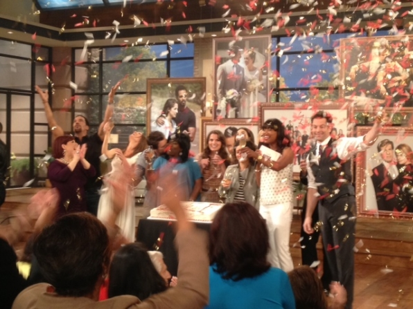 The Young and the Restless Celebrates 40th Anniversary with The Talk