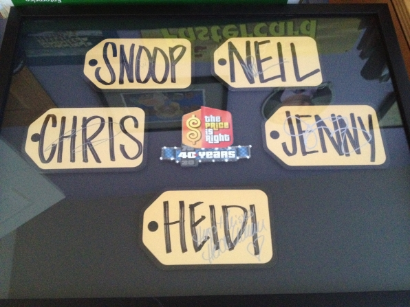 Celebrity Nametags