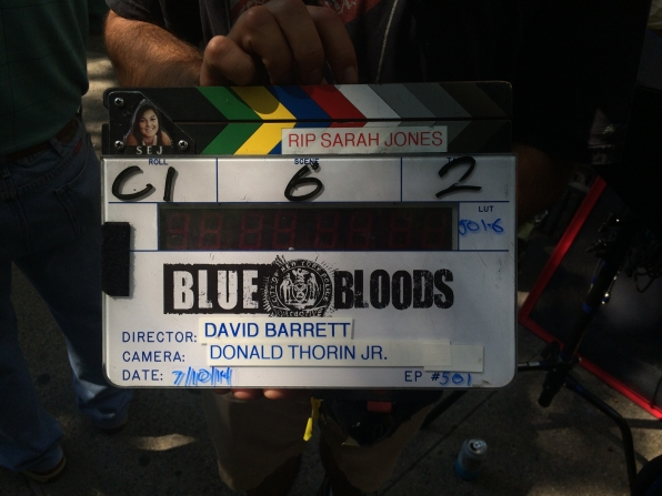 Lights, Camera, Blue Bloods