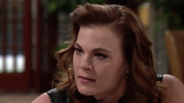 Phyllis enlists Michael's help to exact her revenge.