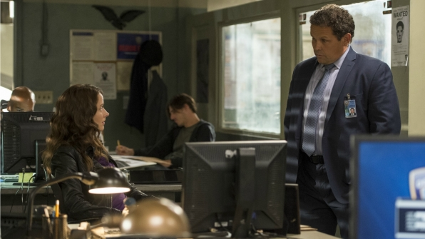 Root makes a visit.