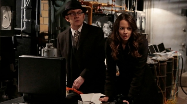 4. Finch and The Machine share a long history - Person Of Interest