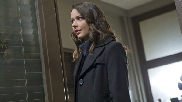 Root on Person of Interest
