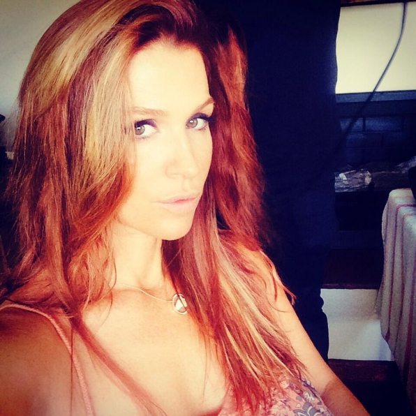 32. Poppy Montgomery - Unforgettable