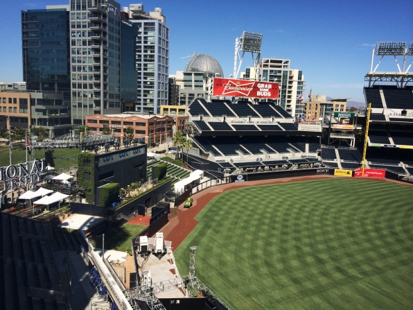 3. Nerdist HQ Teaming Up with CBS New Drama Scorpion at Petco Park