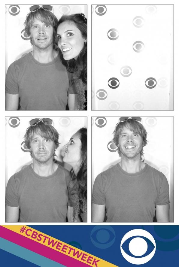 NCISLA's Daniela Ruah and Eric Christian Olsen