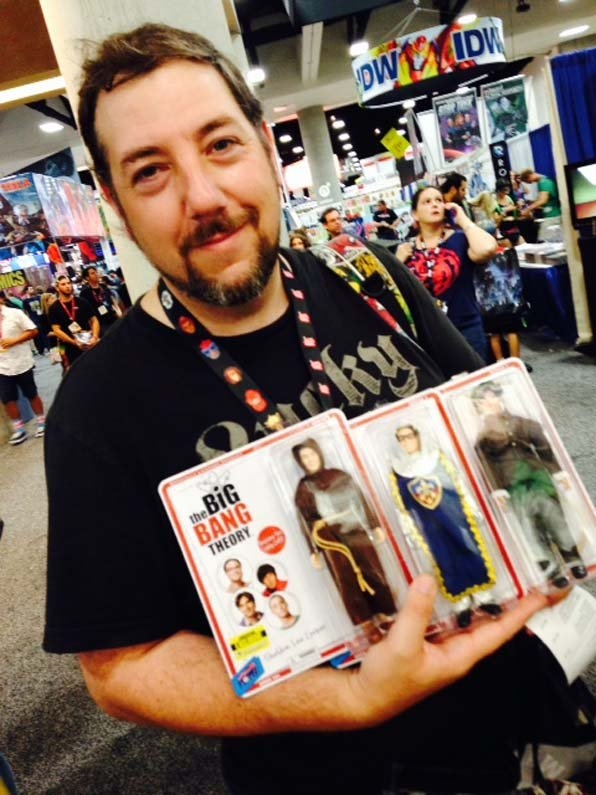 19. Fans Clamor for Even More Big Bang Theory Toys