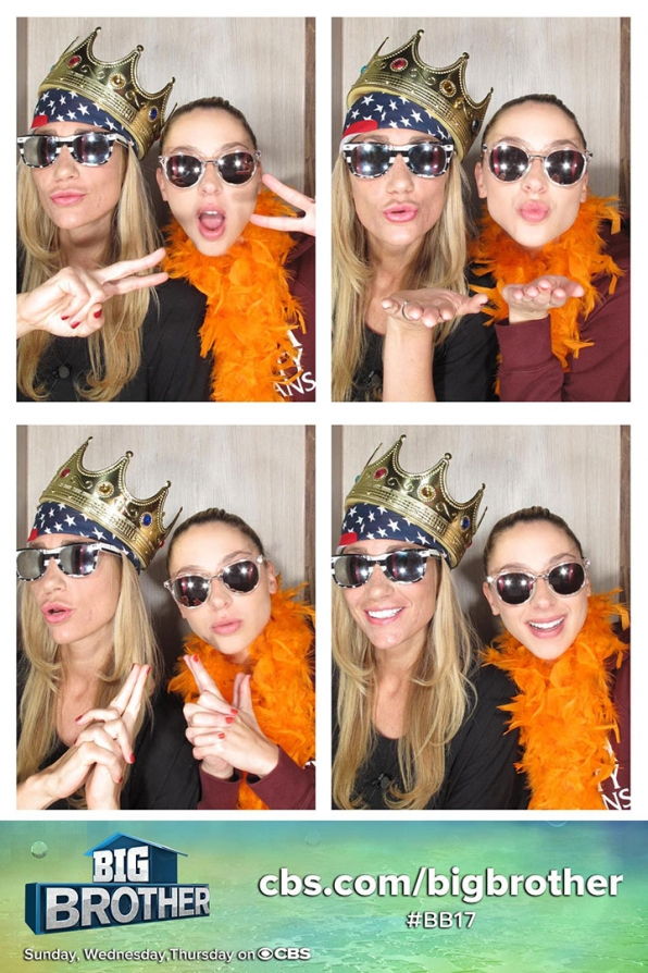 Vanessa and Liz send peace and love your way