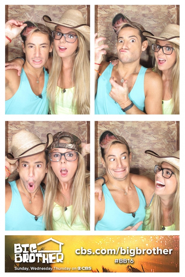 Frankie and Nicole