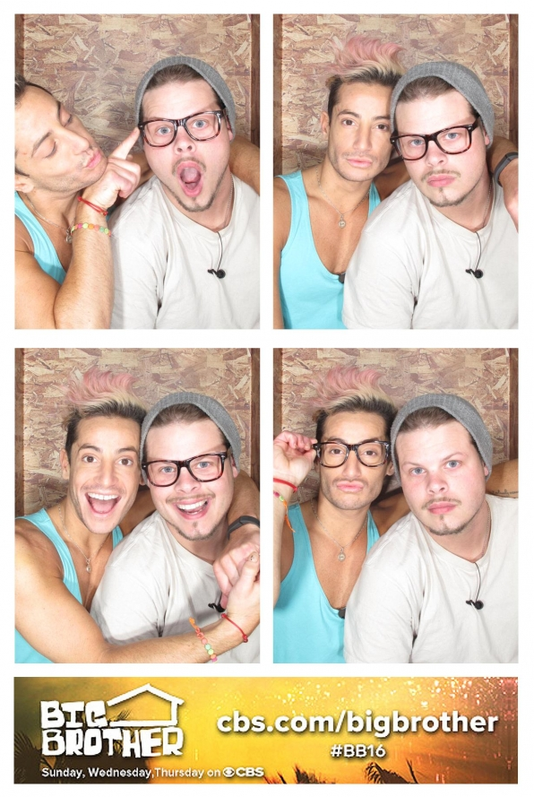 Frankie and Derrick